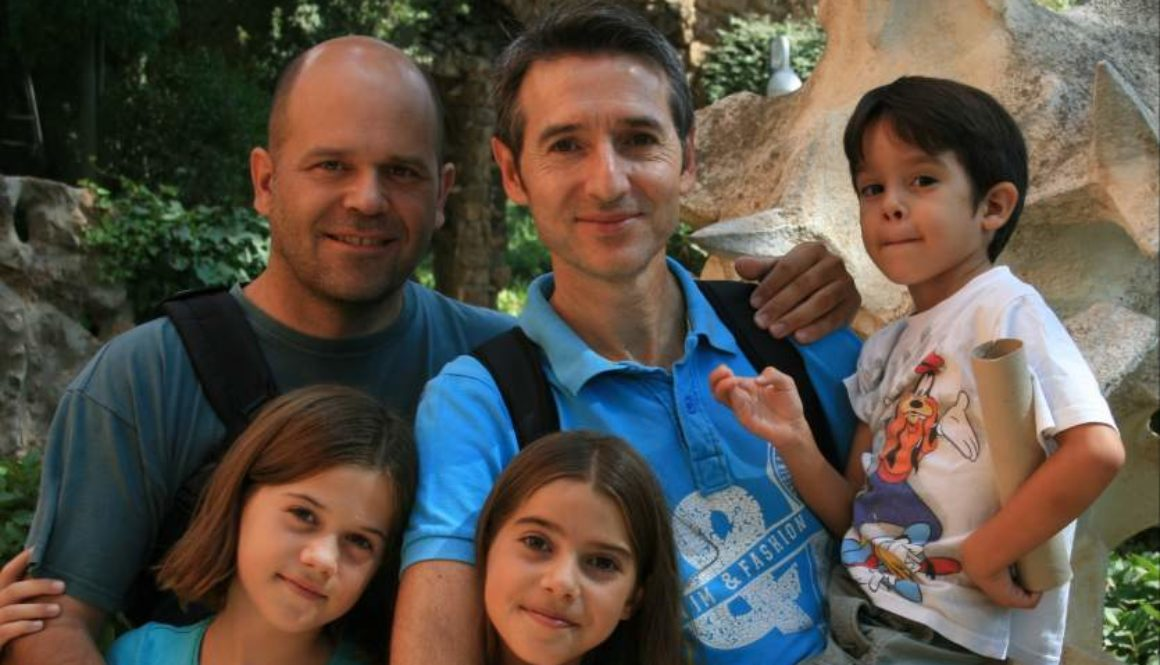 ´Somos una familia feliz y normal