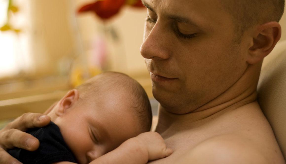 ¿Cuál es la mejor edad de un hombre para tener hijos?