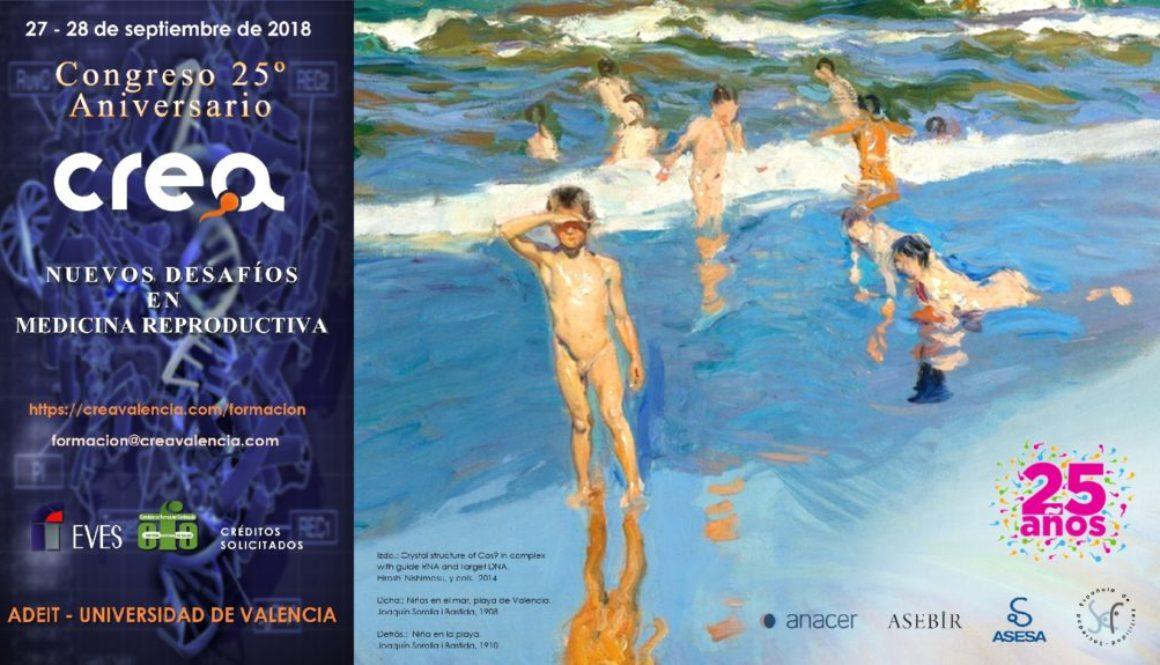 CREA: 25 años de Medicina Reproductiva en Valencia