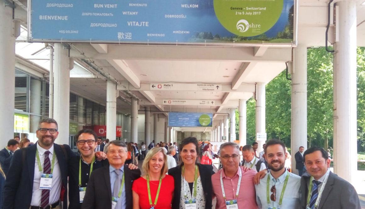 El Instituto Bernabeu presenta once trabajos científicos en el congreso europeo de reproducción humana ESHRE