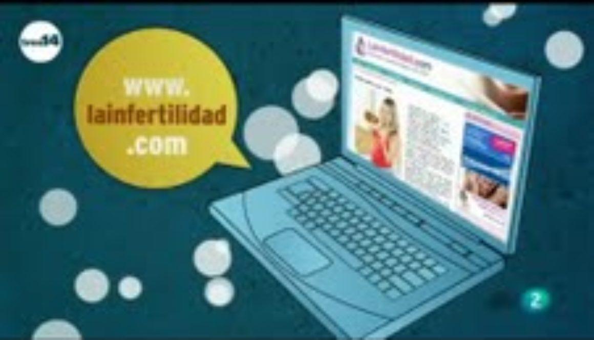 El programa de ciencia 'tres14' de La 2 recomienda lainfertilidad.com