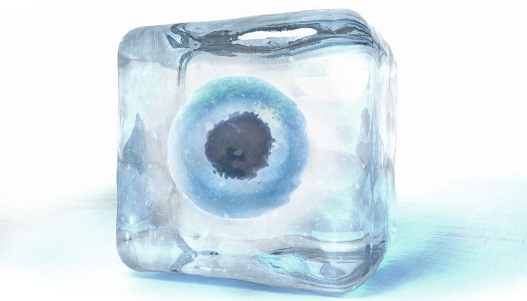 Fui concebida 'in vitro' y mi madre lo mantuvo en secreto