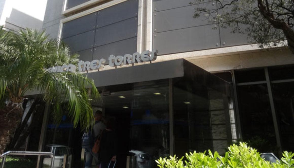 La Clínica Iegra Tres Torres cierra tras año y medio de actividad sin autorización