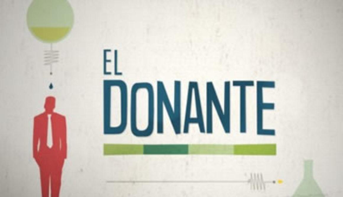 """La serie televisiva argentina """"El donante"""" abre debate sobre donación de esperma y paternidad"""