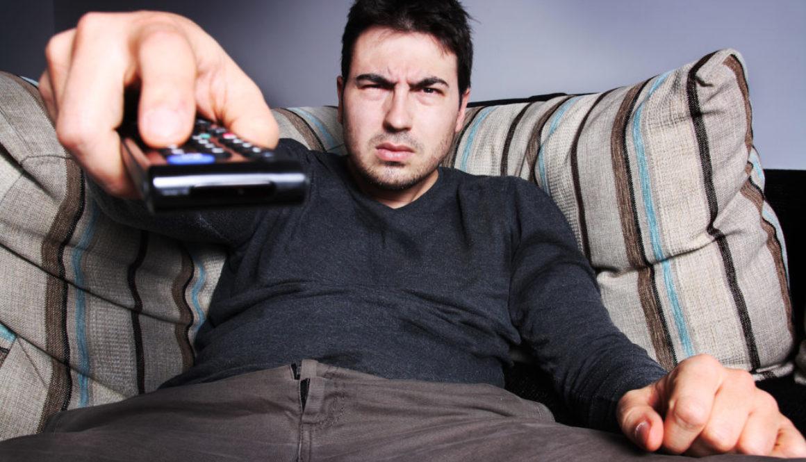 La televisión te hace estéril