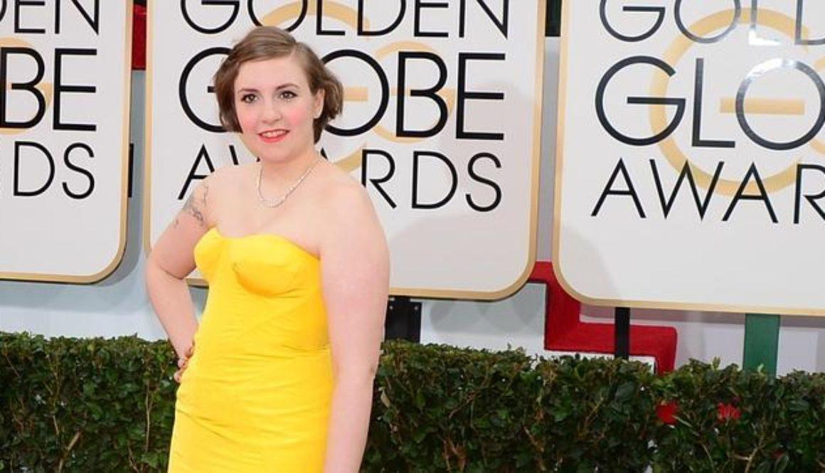 Lena Dunham hizo público que padece endometriosis