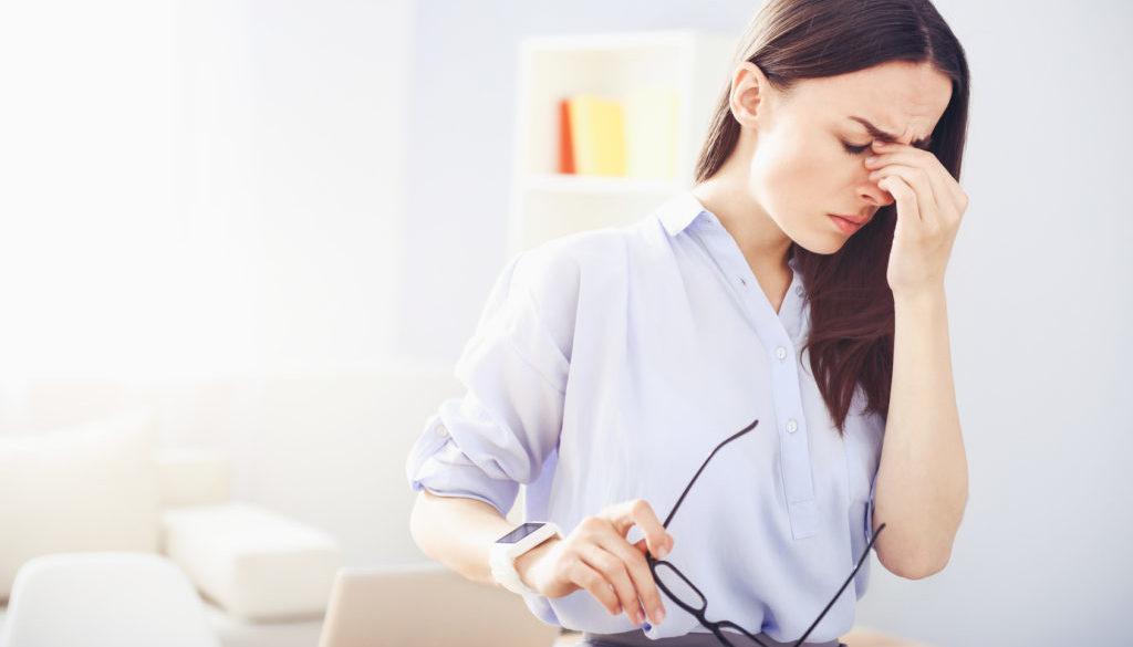 Los altos niveles de estrés y ansiedad nos hacen ovular hasta un 20 % menos
