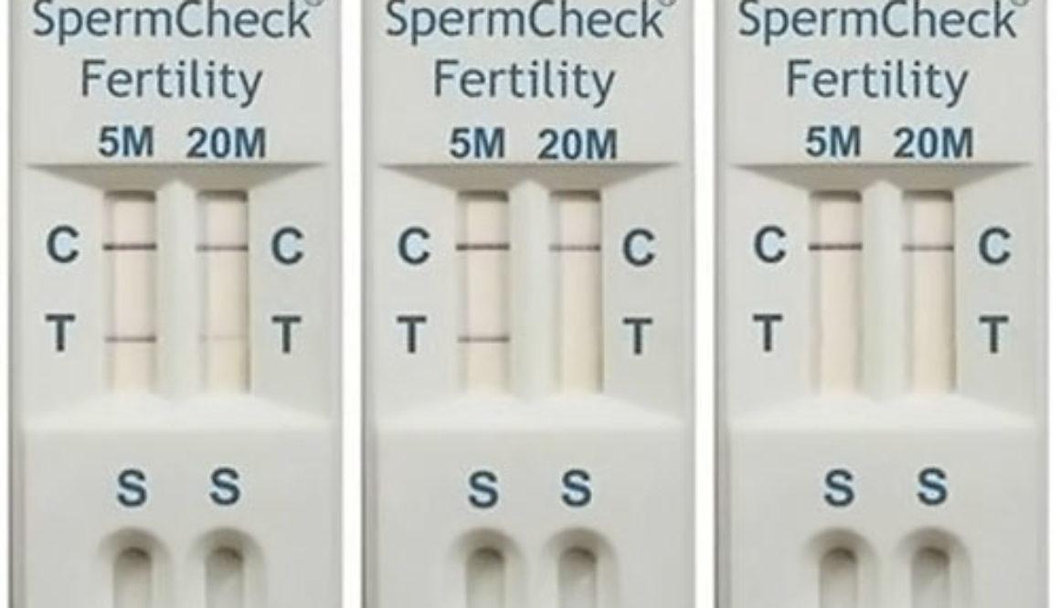 Los americanos lanzan un test para comprobar la cantidad espermática del hombre desde casa