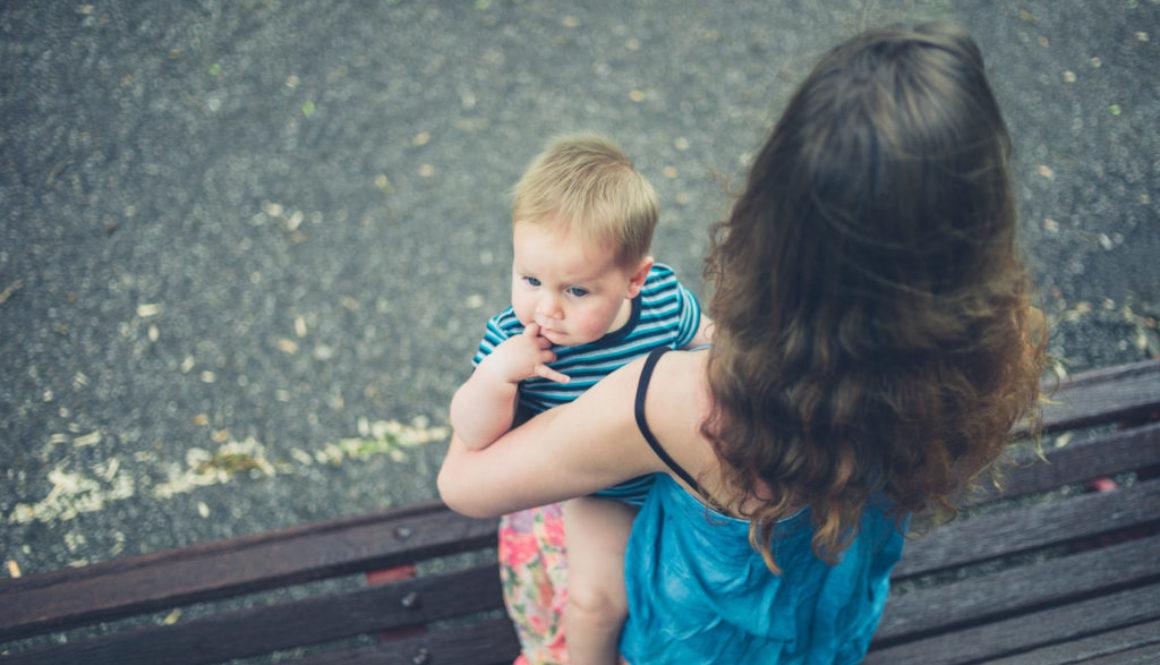 Los inesperados beneficios de ser madre tardía