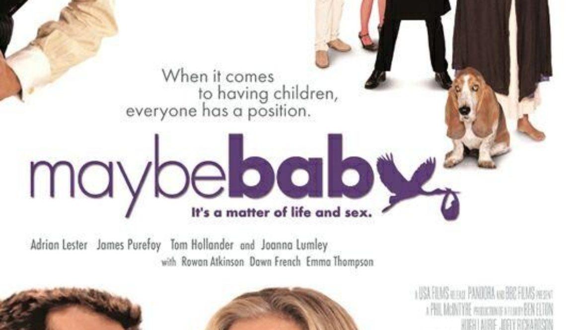 Maybe Baby (2000)-Vídeo