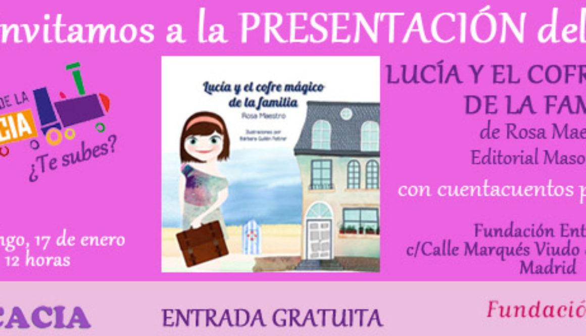 ProcreaTec patrocinador del nuevo cuento de Rosa Maestro.(MASOLA)