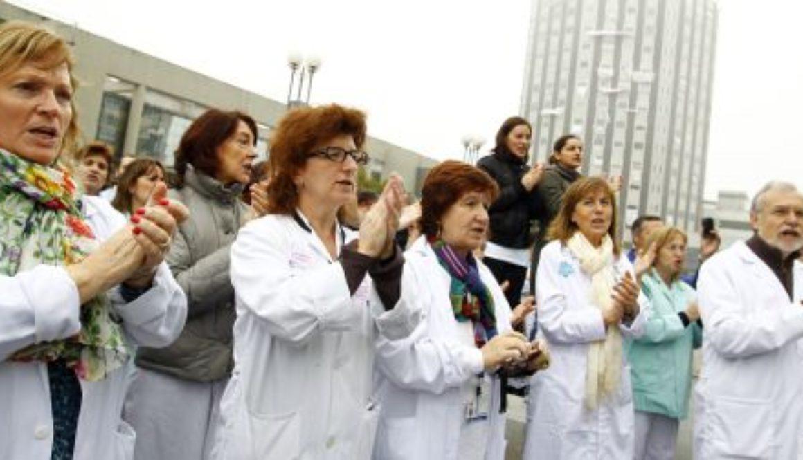 Un fallo en un contenedor para la conservación de embriones en el hospital de La Paz ha provocado que se destruyan 172 ovocitos fecundados