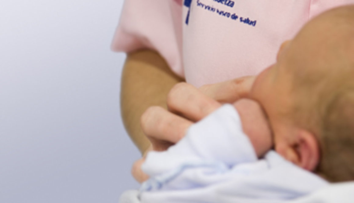 """Unidad de reproducción del Hospital Donostia """"cumple el sueño de una pareja"""""""