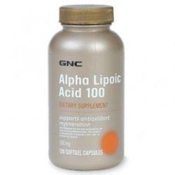 Ácido Alfa - Lipoico